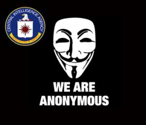 CIA website hacked