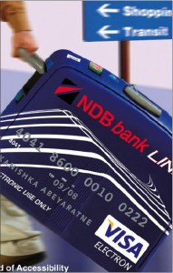"""This is not your """"real"""" bank"""