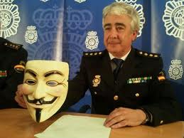 Interpol arrests of Anonymous