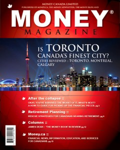front cover of money magazine When Internet security takes a back seat